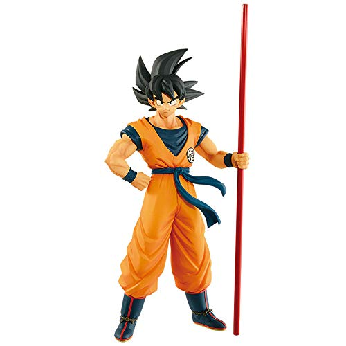 Banpresto movie Dragon Ball super SON GOKOU THE 20TH FILM LIMITED figure japan