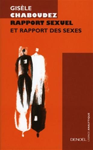 Rapport sexuel et rapport des sexes