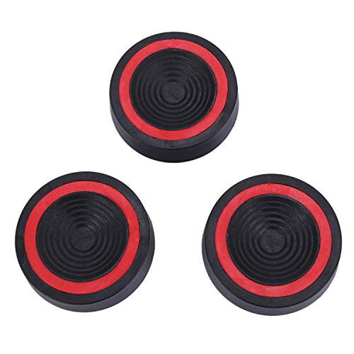 JVSISM 3 Anti Vibration Tripod Foot Pads Heavy Suppression Pads,Dampers for Telescope Mounts