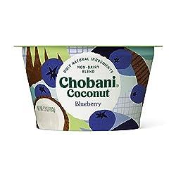 Chobani Non-Dairy, Coconut Blend, Blueberry 5.3oz