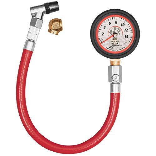 Longacre 52-52034 0-15 PSI Tire Pressure Gauge, 2 Inch