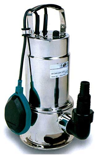 GKS-500S INOX_Bombas sumergibles para drenaje y aguas residuales