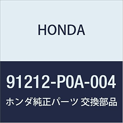 Honda Genuine 91212-P0A-004 Crankshaft Oil Seal