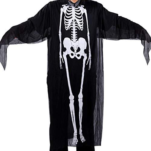 JERKKY Halloween Decoraties Volwassen Unisex Halloween Cosplay Kostuum Mantel Masker Handschoenen Nep Nagels Party Trick Props Accessoires Set