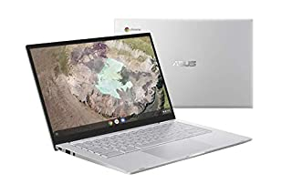 "Asus Chromebook C425TAH50013 PC Portable 14"" FHD (Intel Core m38100Y, RAM 8Go, 64Go EMMC, Chrome OS) Clavier AZERTY Français (B07TZ4DCCQ) 