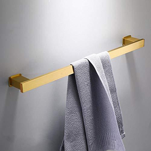 Hardware de baño Colgante Cepillado Dorado Cuarto de baño Casas de baño Baño Toalla de baño-4
