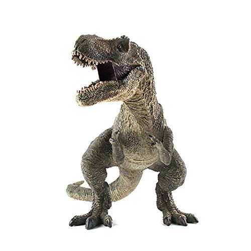 Large Dinosaur Toy Tyrannosaurus Rex 12 inch, Plastic Dinosaur Figure Realistic Educational Model Animal Figurine Great for Collector, Decoration, Party Favor