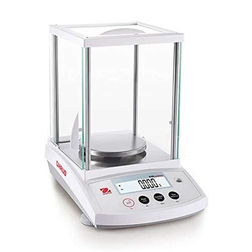 OHAUS PR423M PR Series Balanza de precisión, 420 g de capacidad, 0.001 g de legibilidad