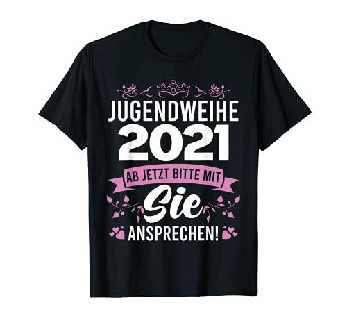 Jugendweihe 2021 mädchen T-Shirt