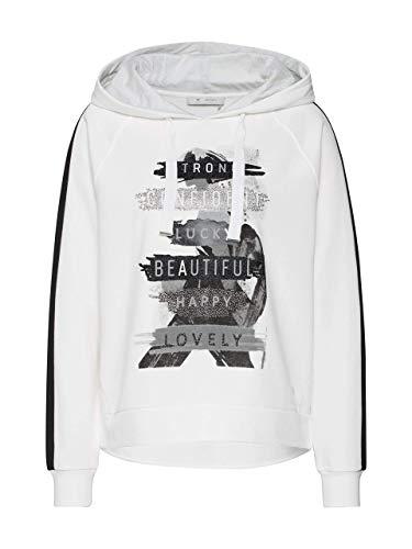 MONARI Damen Sweatshirt Offwhite (20) 40