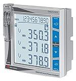 CARLO GAVAZZI WM20AV53H Power Analyzer Meter, Modular, 3 Phase, WM20 Series, 380 to 690 Vac, 5 A, 100 to 240 Vac/dc