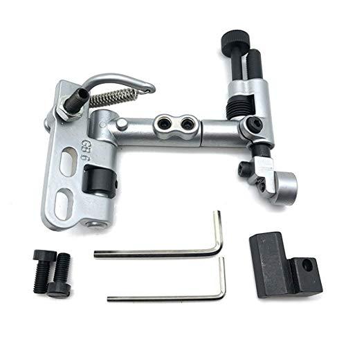 Fugift Guía de borde suspendido industrial máquina de coser Gb-6 accesorios piezas