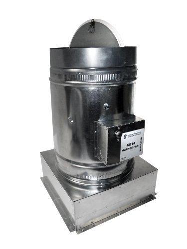 Tjernlund CB14 Garage Cooling Fan Model 1200 CFM