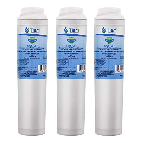 Tier1 Replacement for GE GSWF SmartWater, Kenmore 46-9914, 469914, 9914 Refrigerator Water Filter 3 Pack