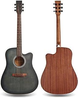 Spruce الأخضر الشخصي الغيتار الصوتية الصلبة topclassical guitarfolk البوبأطقم الغيتار الجيتار Makfacp Acoustic guitar