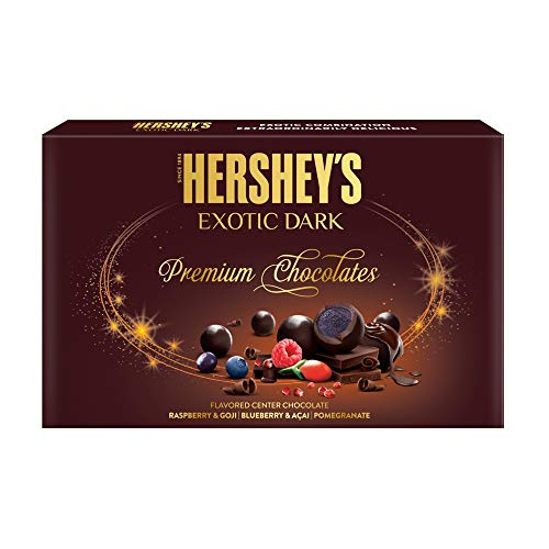 Hershey's Exotic Dark Gift Pack, 135g