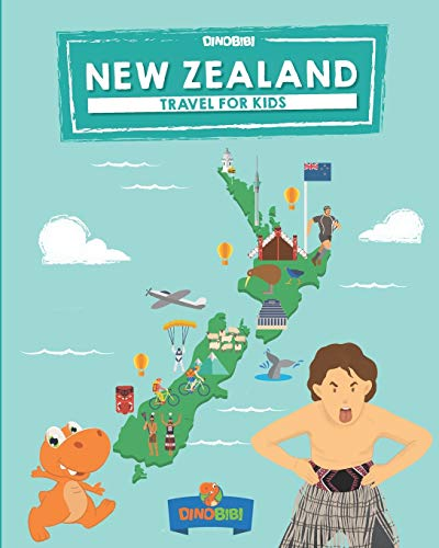 Compare Textbook Prices for New Zealand: Travel for kids: The fun way to discover New Zealand Travel Guide For Kids  ISBN 9781078362917 by Publishing, Dinobibi