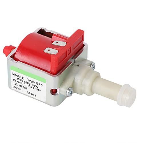 Emoshayoga Kaffee-Espressomaschine Wasserpumpe Medizinprodukt Elektromagnetische Pumpen EU-Stecker 230V(EAP5)