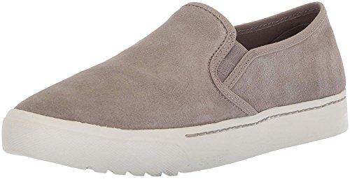 Sorel Damen Sneaker ohne Schnürsenkel, Campsneak Slip On, Grau (Kettle), Größe: 39 1/2