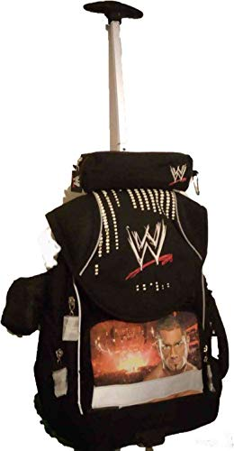 WWE- World Wrestling Entertainment , Kinderrucksack schwarz schwarz