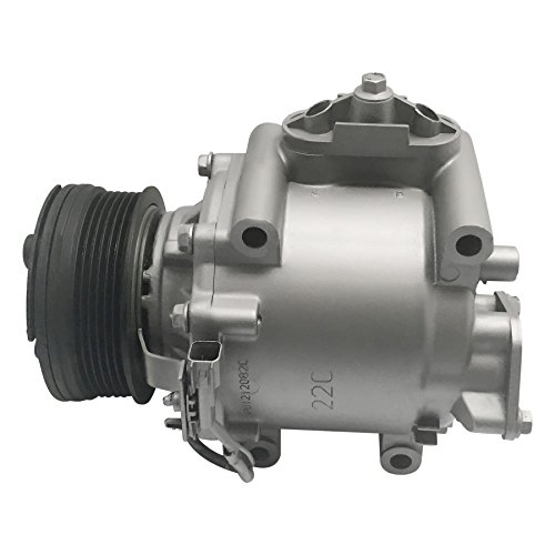 RYC Remanufactured AC Compressor and A/C Clutch IG569