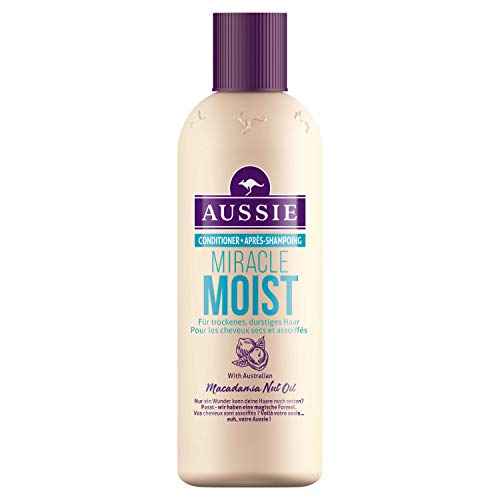 Aussie Miracle Moist Conditioner Für Durstiges Haar 250 ml