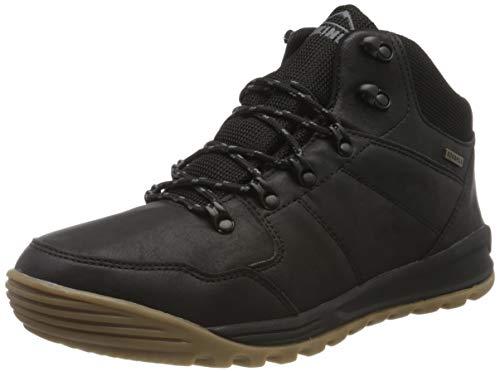 McKINLEY Męskie buty Daniel Aqx M śniegowce, czarny - Czarny Black 050-46 EU