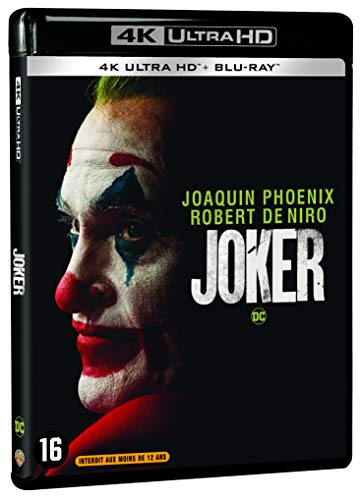 Joker [4K Ultra HD + Blu-Ray]