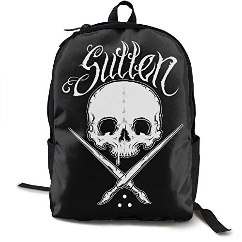 Sul-len Men's And Women's Classic Shoulder Backpack