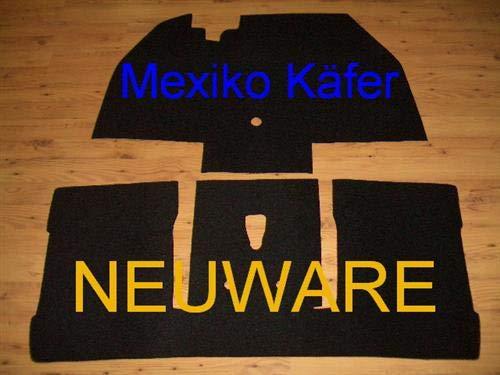 DSX Teppich/Fußmatten passend für Mexico Mexiko Käfer 1600