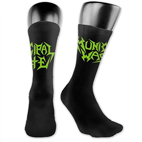 Socken Strümpfe Unisex Printing Socks Slip Warme dicke Socken Polyester Casual Socken Outdoor Sportsocken Thick Socks Mu-Nici-Pal W-A-Ste