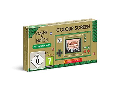 Game & Watch: The Legend of Zelda [Nintendo Switch]
