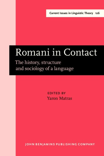 Romani in Contact: The History, Structure and Sociology of a Language