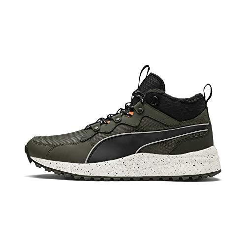 Preisvergleich Produktbild PUMA Unisex Pacer Next SB WTR Hohe Sneaker,  Grün (Forest Night Black-Whisper White 02)