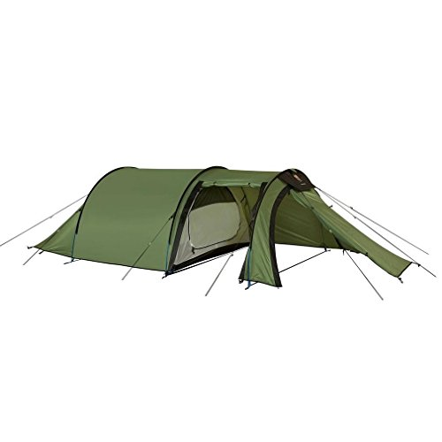 Wild Country Tents Unisex's Hoolie 3 Man ETC Tent, Green, One Size
