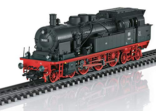 Märklin 039787 Dampflokomotive Baureihe 78, schwarz