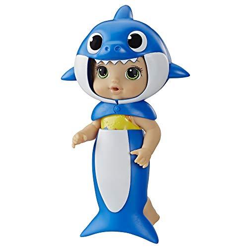 Baby Alive Baby Shark Brunette Now $7.07