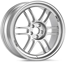 Enkei RPF1 18x9 5x114.3 35mm Silver Wheels - Set of 4