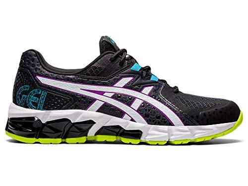 ASICS Girls's Gel-Quantum 180 5 TR Sneakers, 7.5M, Provider Grey/White thumbnail