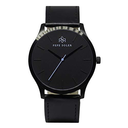 Orologio Analogico da uomo Pepe Soler–modello blacklet