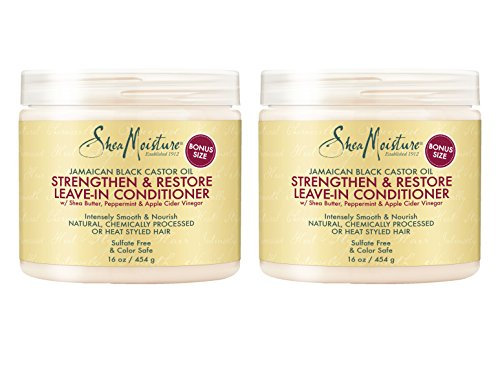 Shea Moisture Strengthen & Restore Leave-In Conditioner 16 oz (Pack Of 1)