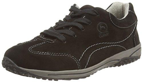 Gabor Damen Gabor Shoes Derbys, Schwarz (47 Schwarz), 37.5 EU (4.5 UK)