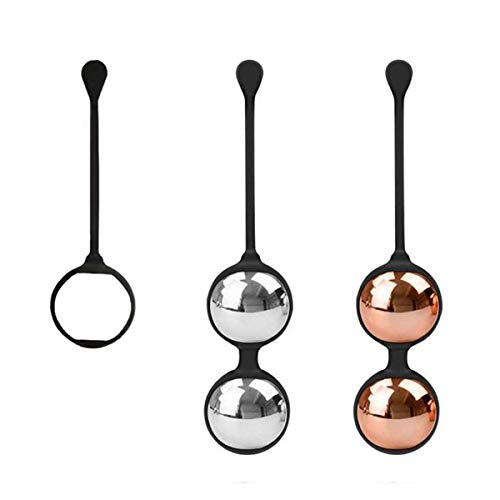 oules de Geisha con 4 Kegel Balls calentador Kit de entrenamiento para reforzar & tonifier los músculos pelviens
