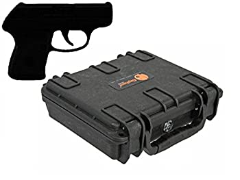 Elephant Concealed Carry Small/Mini Handgun Hard Case E090 for Any Small Pocket Gun Under 6  of Overall Length or Smaller