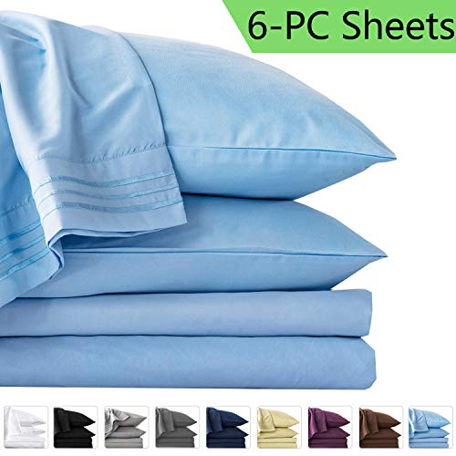 1800 thread count queen sheets - 8