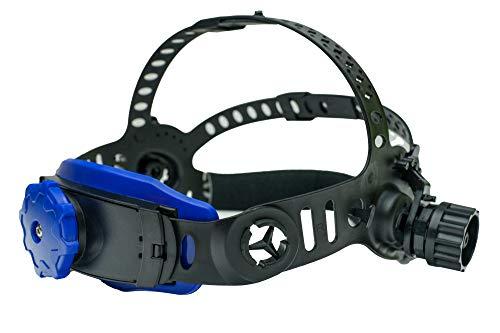 Diadema para casco de soldadura HurthAG ADF incl. Kit de montaje