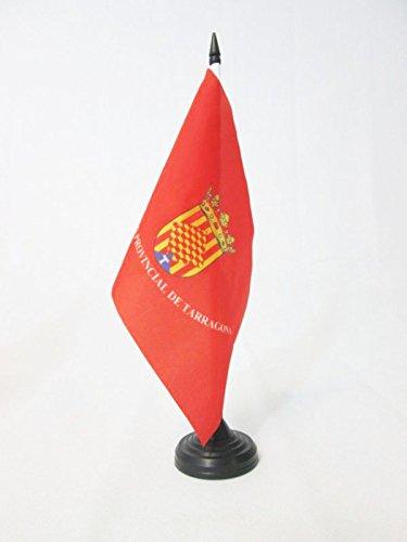 AZ FLAG Bandera de Mesa de la Provincia DE TARRAGONA 21x14cm