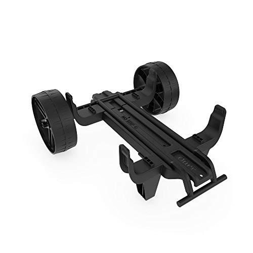 OtterBox Venture Cooler Wheels, Black