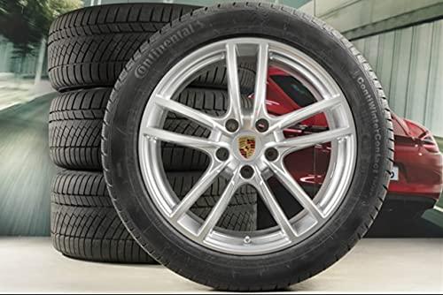 Compatible con Porsche Cayenne Coupe E3/9Y0 20' Sport bicicleta de invierno Set / Winter Wheels