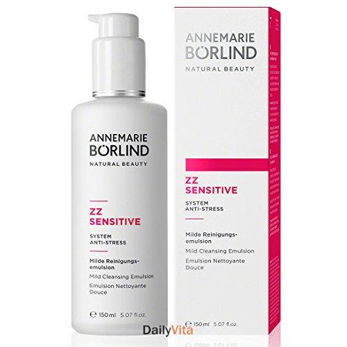 Annemarie Borlind ZZ Sensitive Cleansing Milk